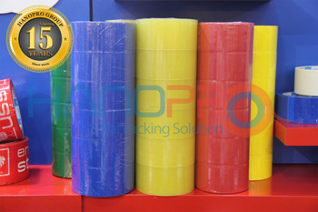 COLORED OPP PACKING TAPE