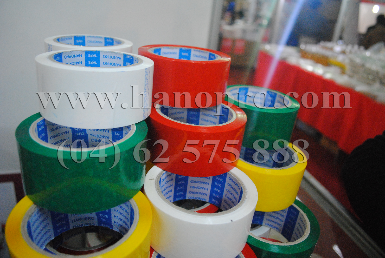 Color OPP tape ( low price)