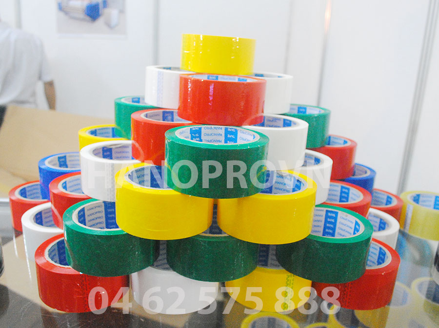 OPP coating color tape