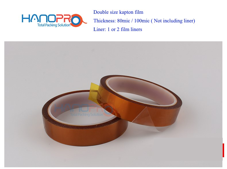Industrial Kapton Heat-Resistant Tape